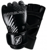 Hayabusa Ikusa Charged MMA Gloves 4 oz BLK