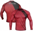 Hayabusa Recast Rash Guard LS Red