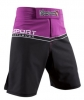 Hayabusa Sport Women's Fight Shorts Black Purple
