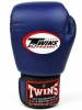 Twins Boxing Glove 14 oz Blue