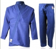 Fugi Judo Uniform Blue