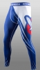 Hayabusa Recast Compression Pant BLU WHT