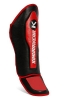 KimuraWear Aspire Shin Instep Red Black