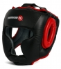KimuraWear Aspire Youth Head Guard Black
