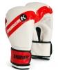 KimuraWear Aspire Boxing Glove Red White 10 oz
