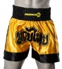 KimuraWear Muay Thai Fight Shorts YEL