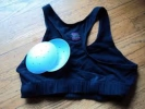 Turtle Shells Sports Bra BLK