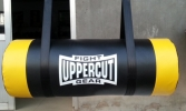 Uppercut Brand Horizontal Bag 55lbs / 25kg