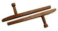 Wood Tonfas