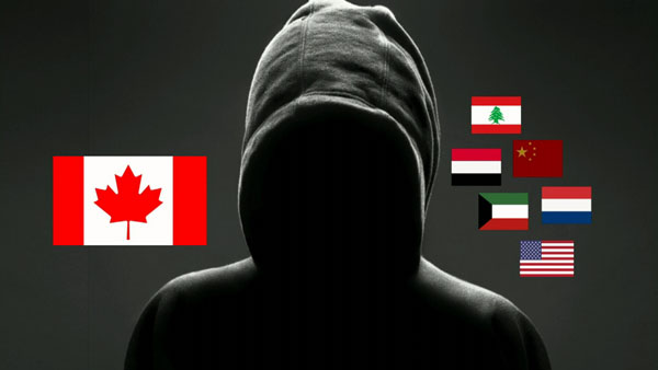 Canadians involved in terrorist activities